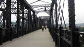 Great Allegheny Passage in Pittsburgh Pennsylvania