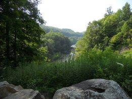 Great Allegheny Passage-Ohiopyle Pennsylvania