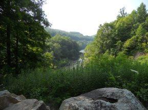 Great Allegheny Passage-Ohiopyle Pennsylvania